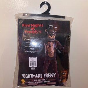 Freddy Five Nights as Freddys Costume